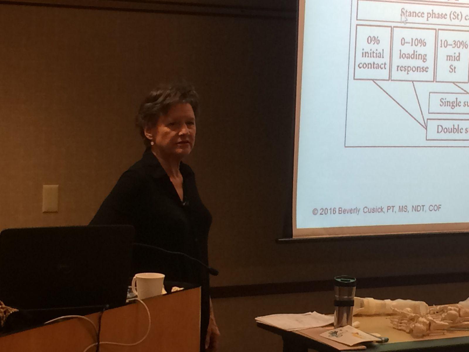 Beverly Cusick Seminar